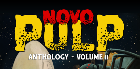 NovoPulp Anthology #2 Cover