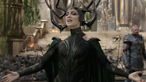 Hela in full vamp.