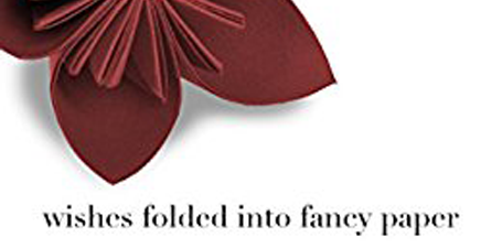 Cover Image for Wished Folded into Fancy Paper
