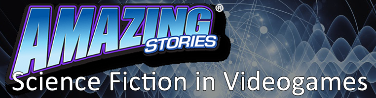 Amazing Stories Magazine Logo
